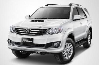 Cho thuê xe ô tô tự lái fortuner MT 7 chỗ ( 2013-2016)