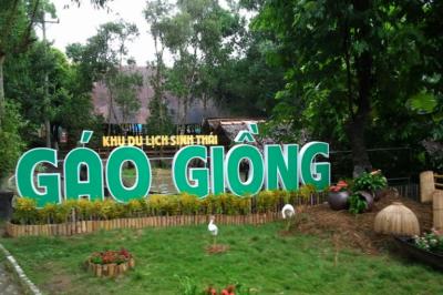 Giá thuê xe hợp đồng du lịch 4-7 chỗ Sài Gòn đi Khu Du Lịch Sinh Thái Gáo Giồng ở Đồng Tháp
